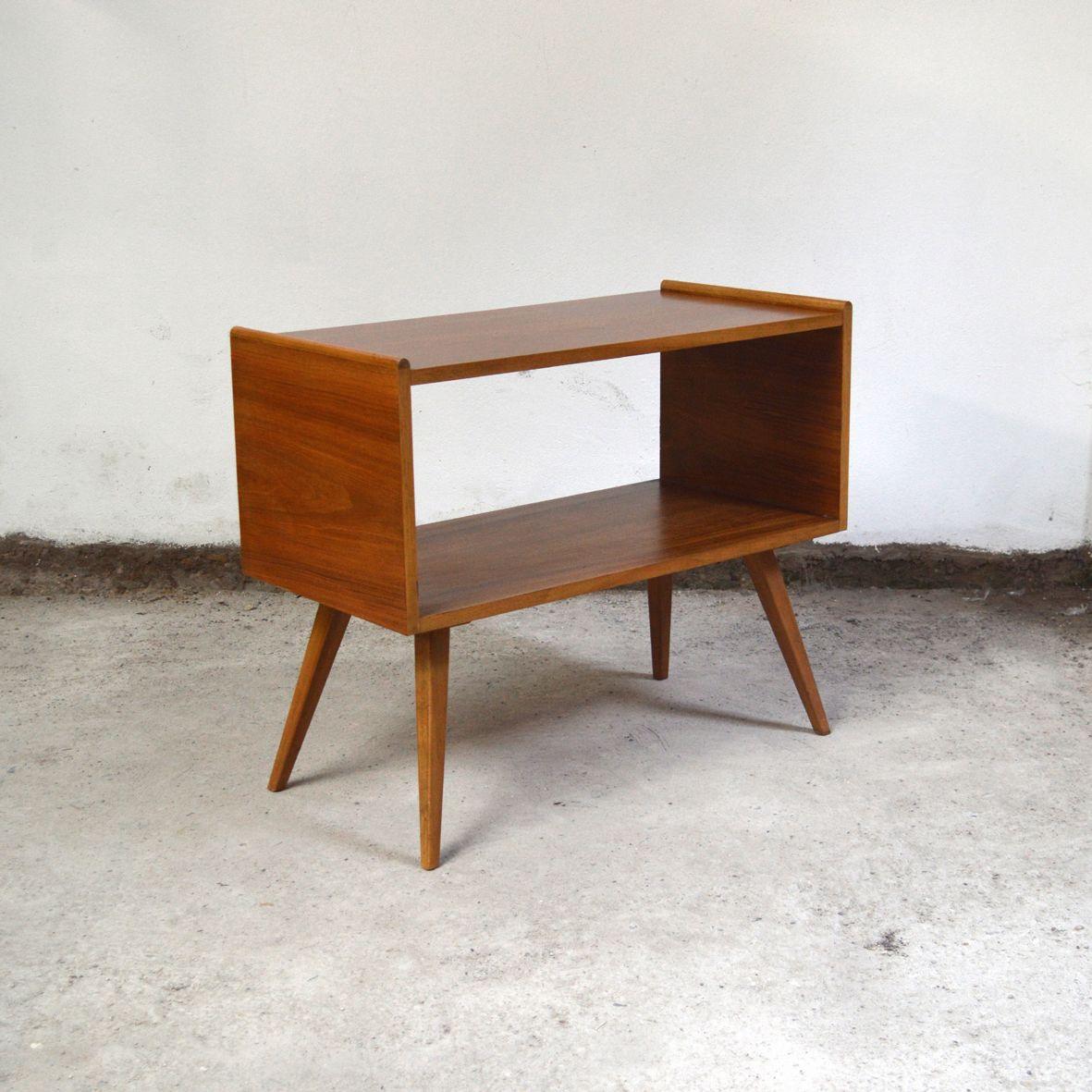Scandinavian teak television stand 1960s en vente sur pamono for Vente sur stand