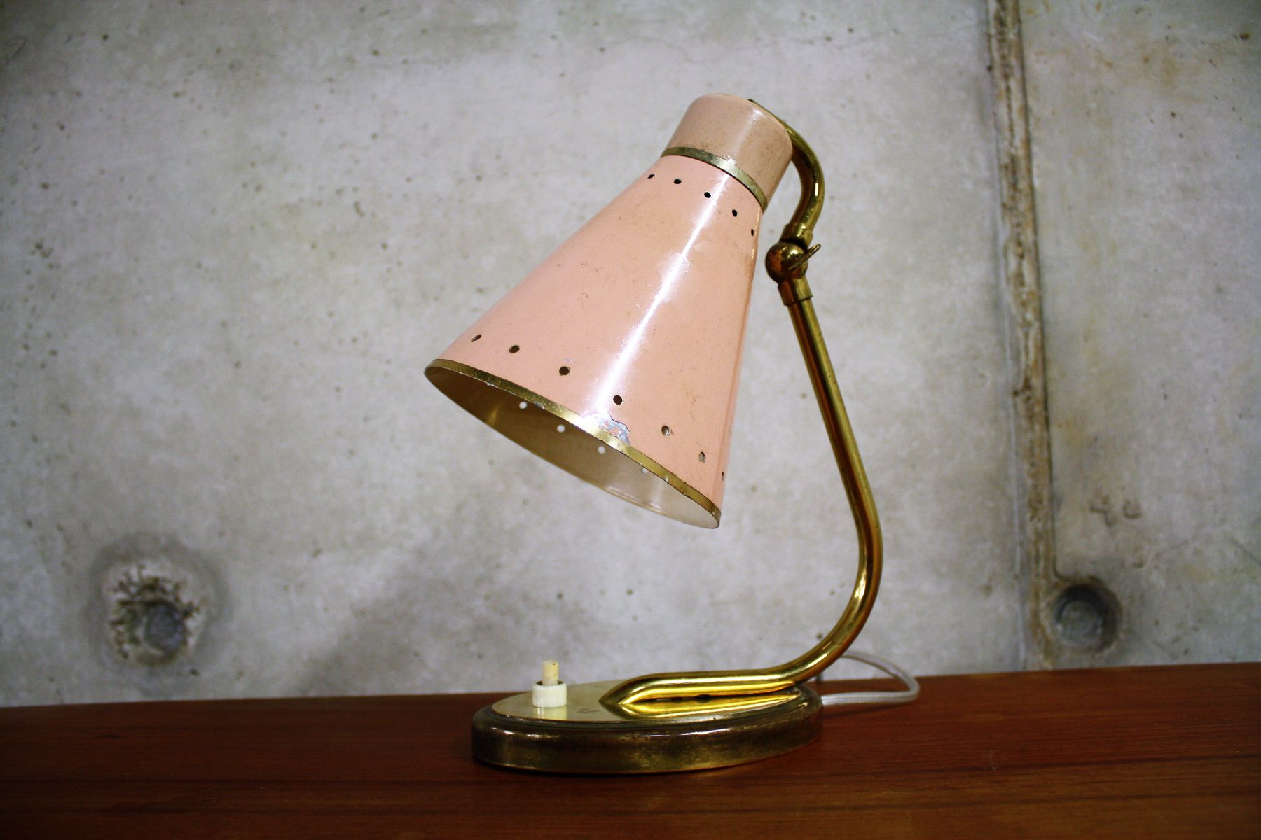 Vintage Danish Table L& 1960s & Vintage Danish Table Lamp 1960s for sale at Pamono azcodes.com