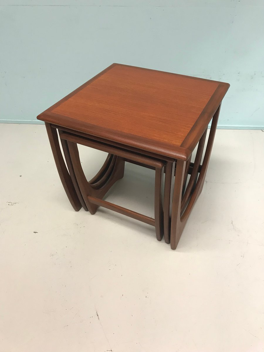 Mid Century Nesting Tables From G Plan For Sale At Pamono