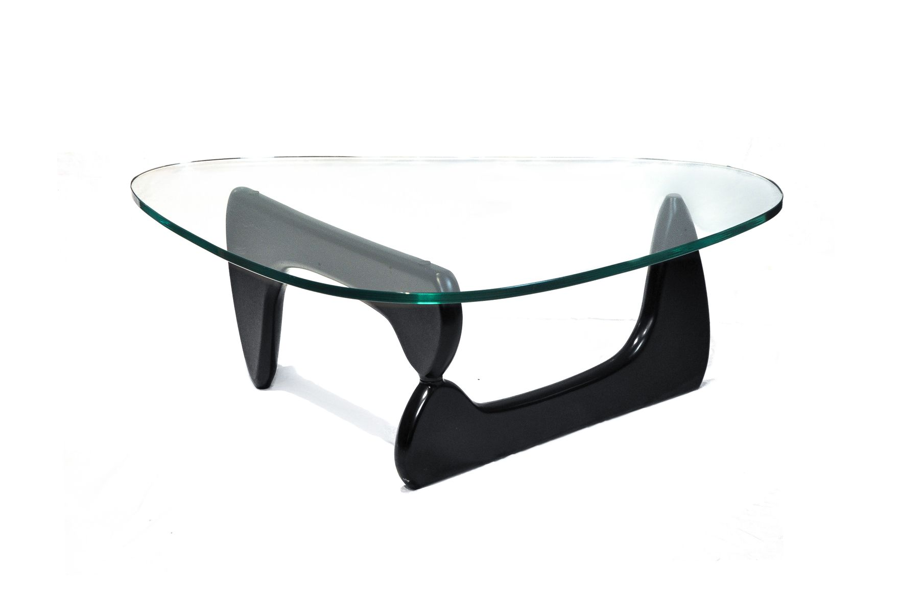 Vintage in 50 coffee table by isamu noguchi for herman miller for sale at pamono Herman miller noguchi coffee table