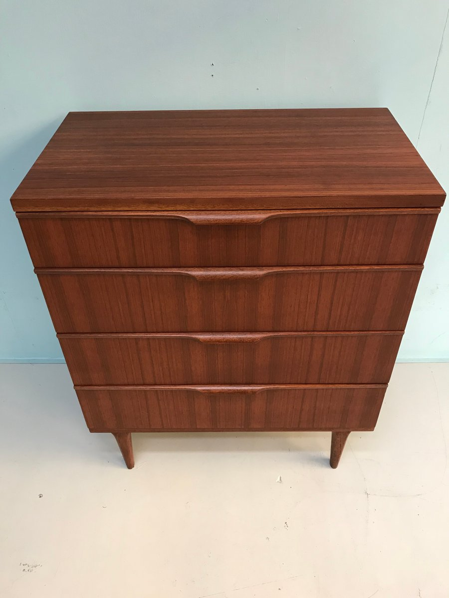 mid century teak kommode von france guille f r austinsuite bei pamono kaufen. Black Bedroom Furniture Sets. Home Design Ideas