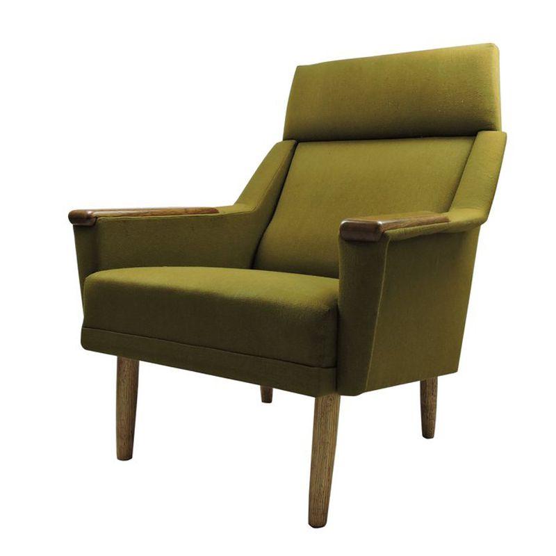 Mid Century Danish Armchair 1960s For Sale At Pamono