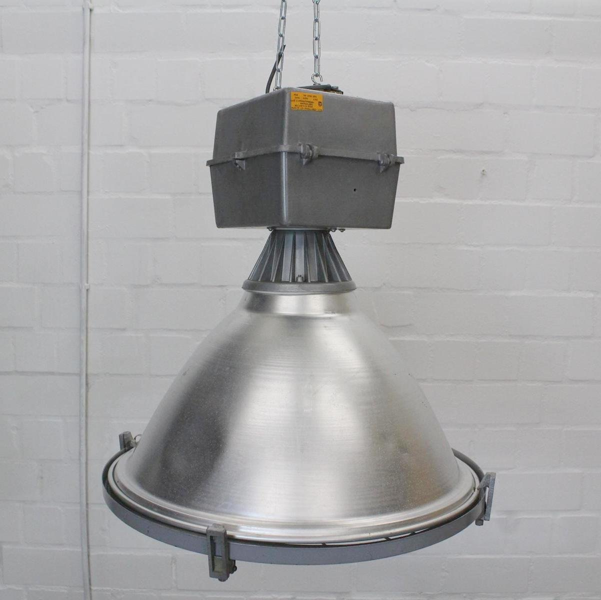 Vintage USSR Industrial Lamp For Sale At Pamono