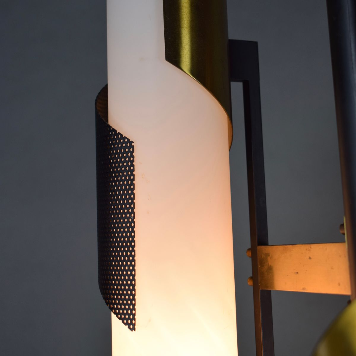 Mid century italian floor lamp from arredoluce for sale at for Arredo luce