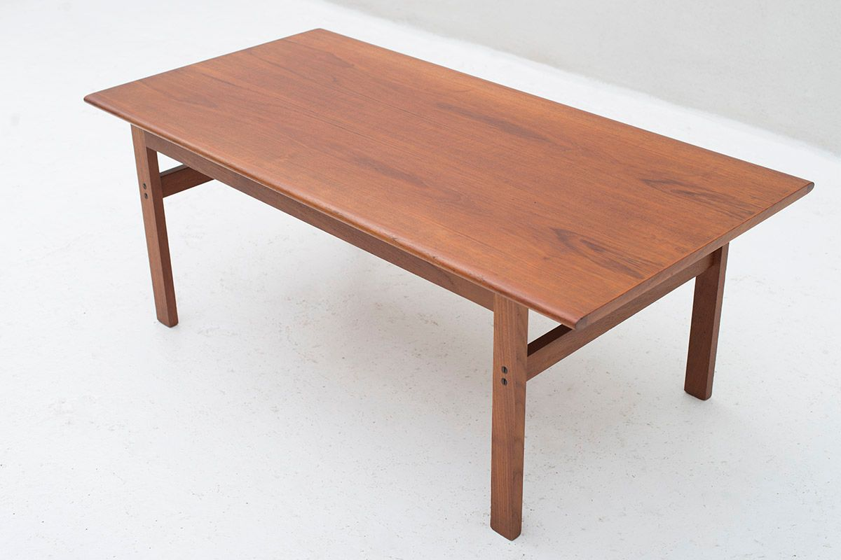 Mid Century Danish Coffee Table 1960s For Sale At Pamono