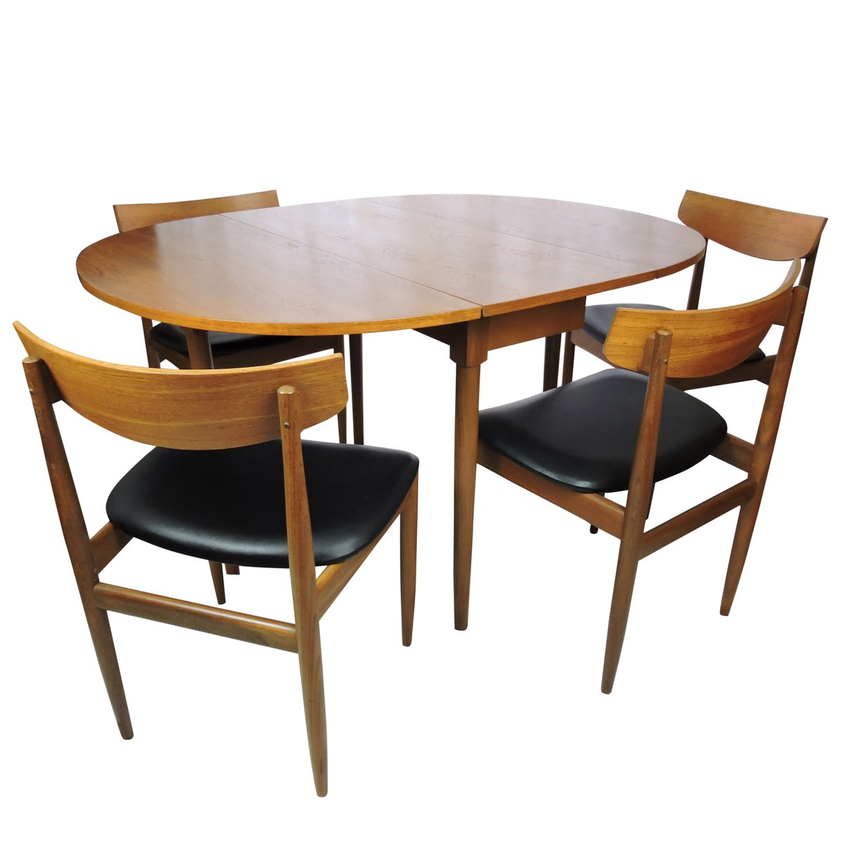 Vintage Dining Table And Chairs From G Plan