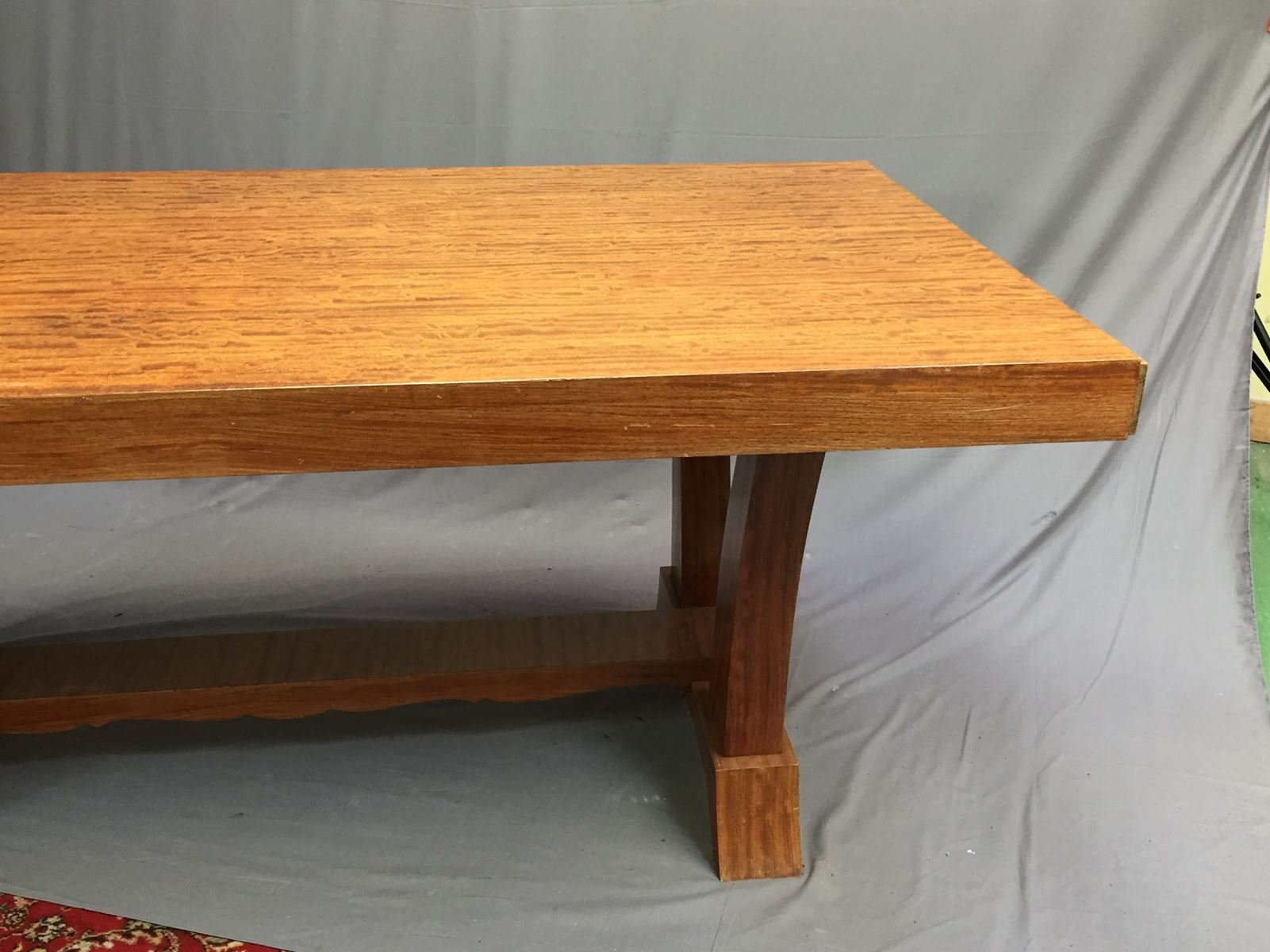 vintage art deco tisch bei pamono kaufen. Black Bedroom Furniture Sets. Home Design Ideas
