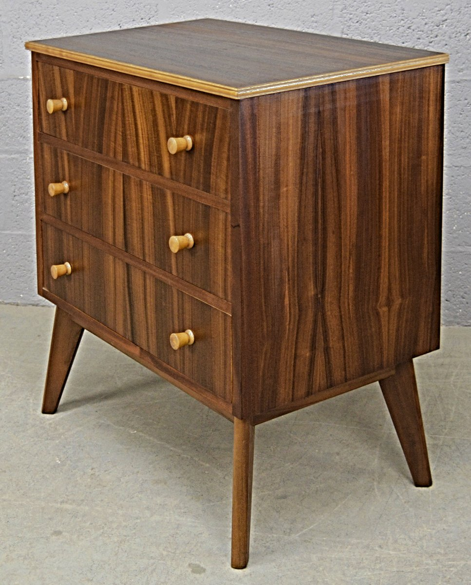 australische mid century walnuss kommode von morris of. Black Bedroom Furniture Sets. Home Design Ideas