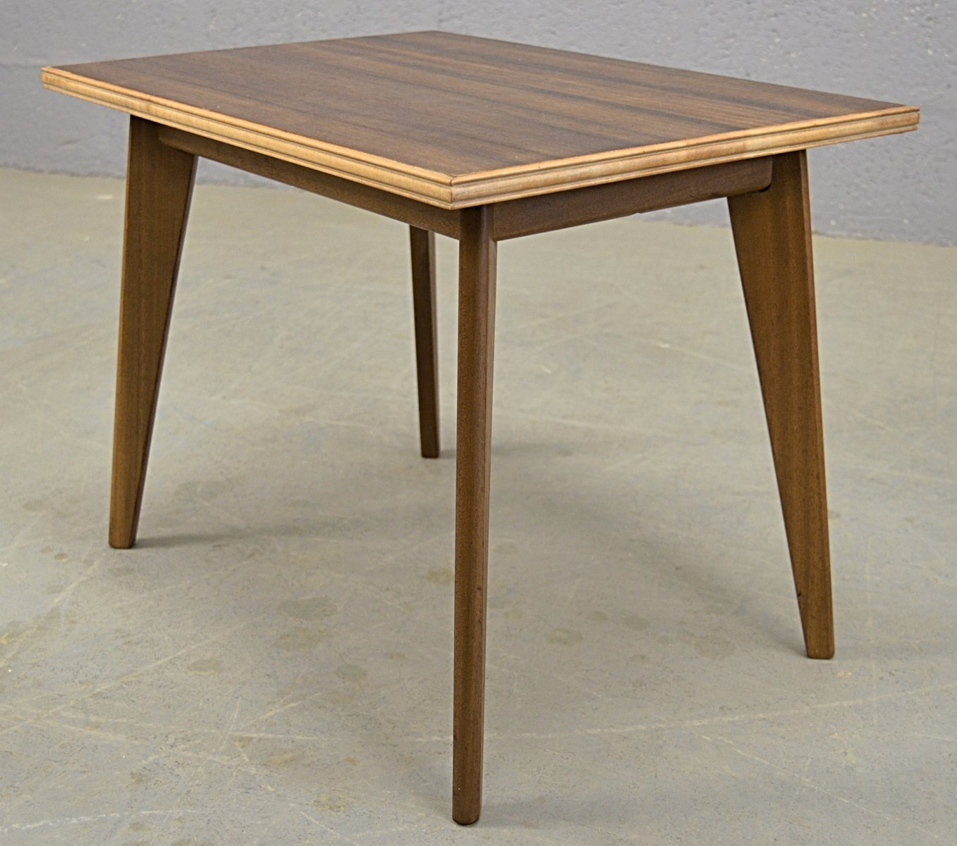 Mid-Century Australian Walnut Coffee Table By Morris Of