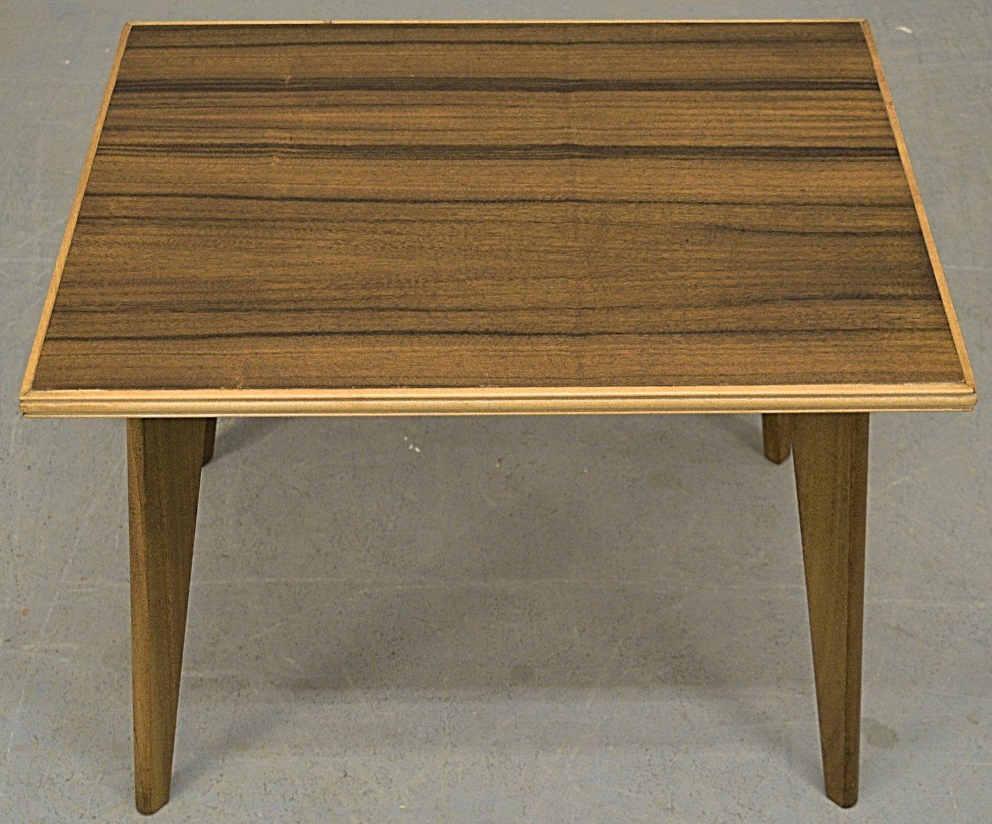 Mid century australian walnut coffee table by morris of glasgow price per piece geotapseo Gallery