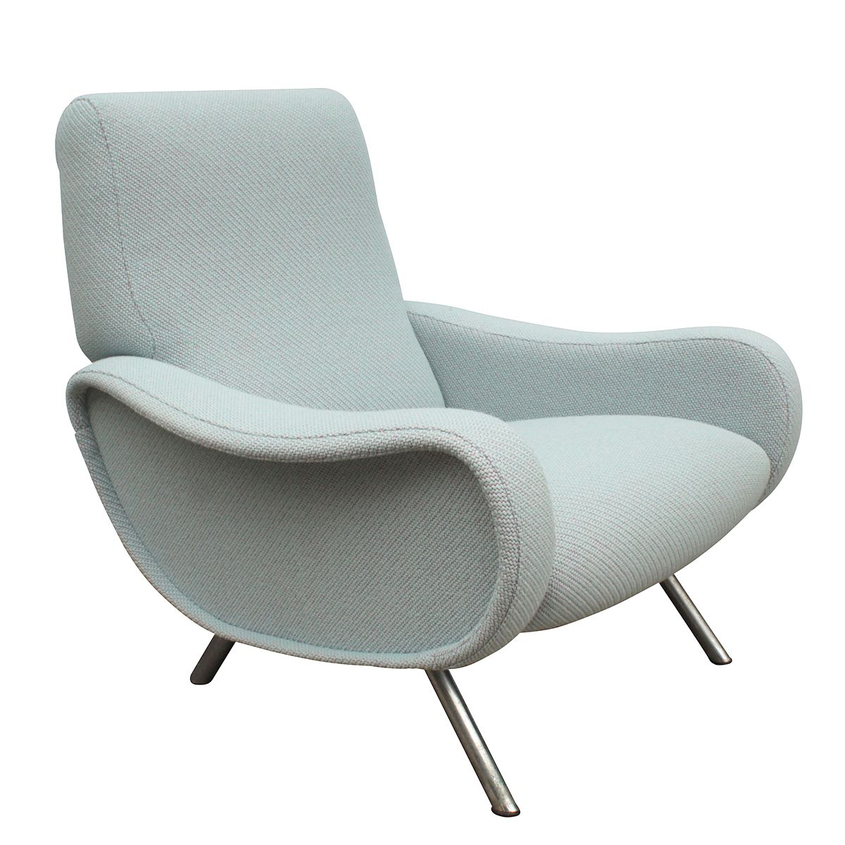 Lady Armchair By Marco Zanuso For Arflex 1960s For Sale