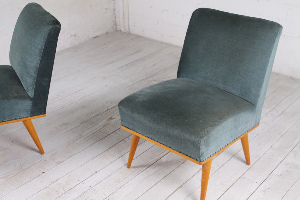 German Cocktail Chair 1950s For Sale At Pamono