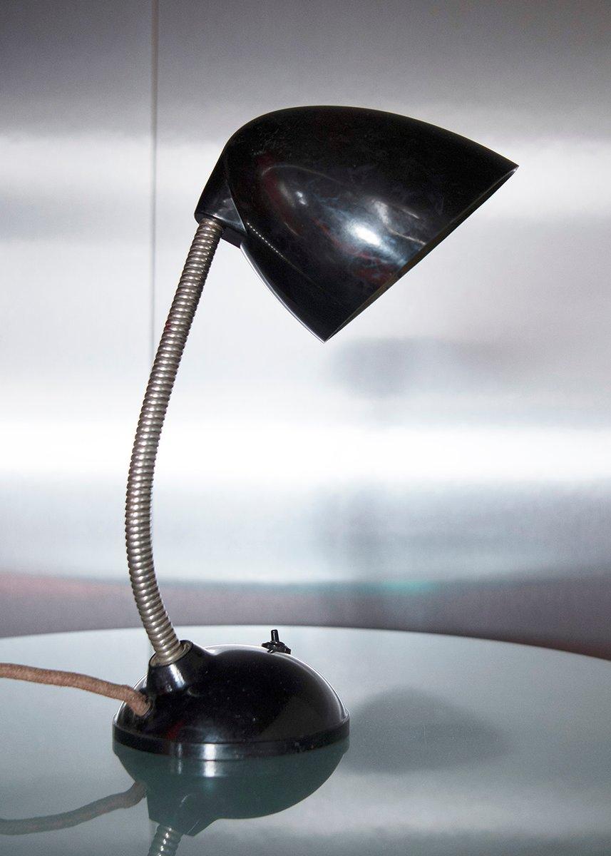 deutsche verstellbare vintage tischlampe bei pamono kaufen. Black Bedroom Furniture Sets. Home Design Ideas