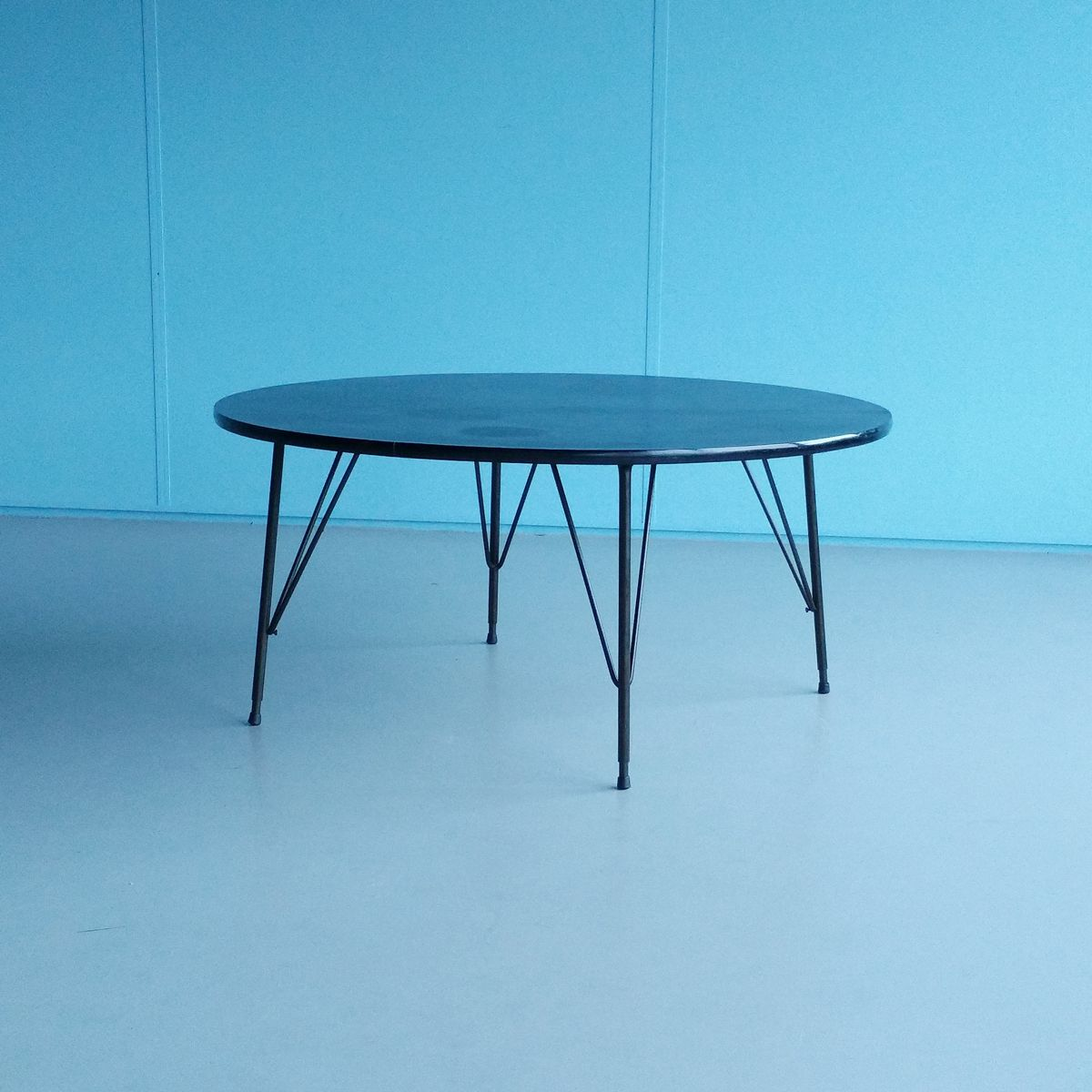 Convertible Dining or Coffee Table by Rudolf Wolf for  : convertible dining or coffee table by rudolf wolf for elsrijk 1957 1 from www.pamono.com size 1200 x 1200 jpeg 92kB