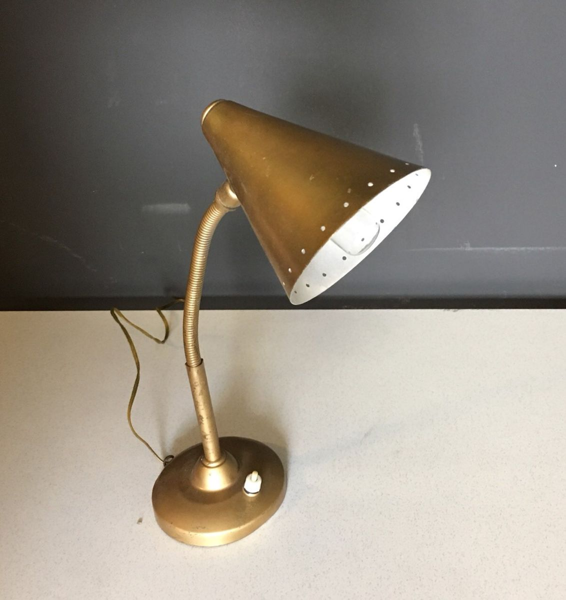 Mid century table lamp for sale at pamono for Z gallerie century table lamp