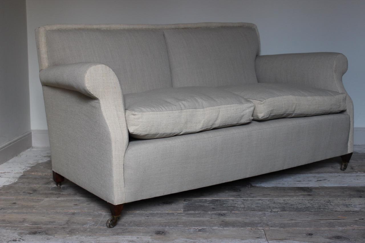 2 sitzer sofa 1920er bei pamono kaufen. Black Bedroom Furniture Sets. Home Design Ideas