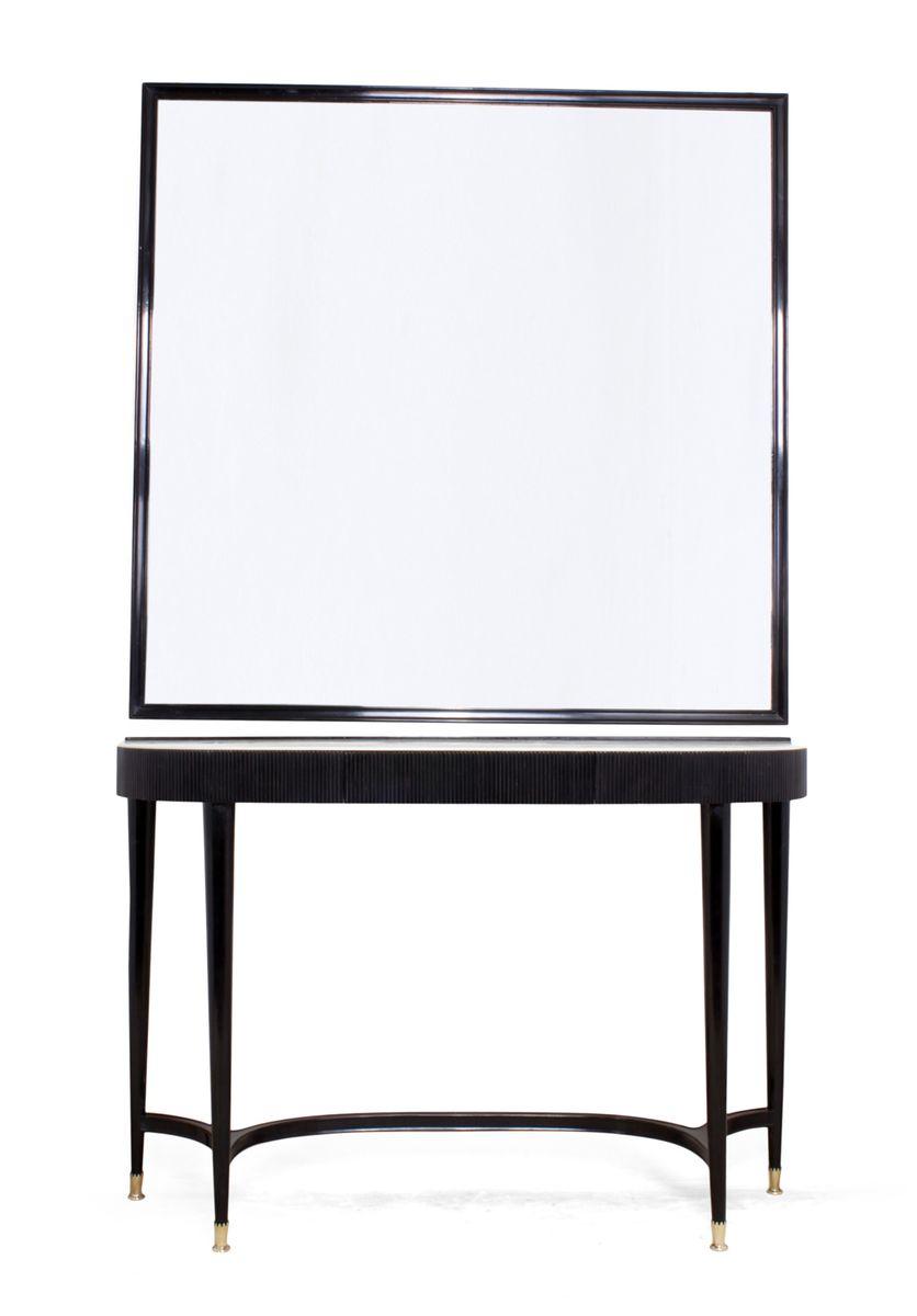 Konsolentisch Mit Spiegel : italienischer konsolentisch mit spiegel 1950er bei pamono kaufen ~ Sanjose-hotels-ca.com Haus und Dekorationen
