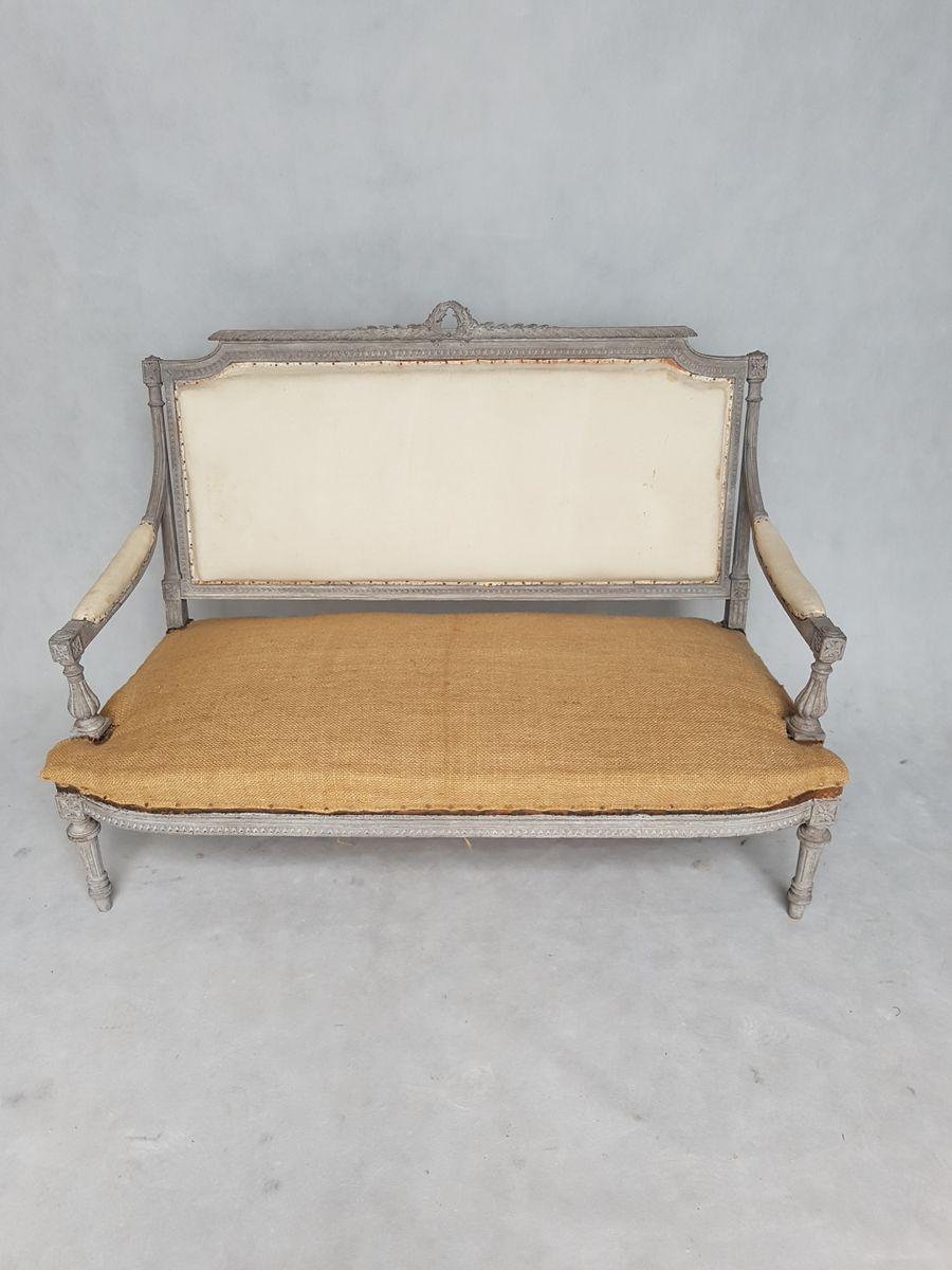 Antique swedish sofa for sale at pamono for Swedish sofa