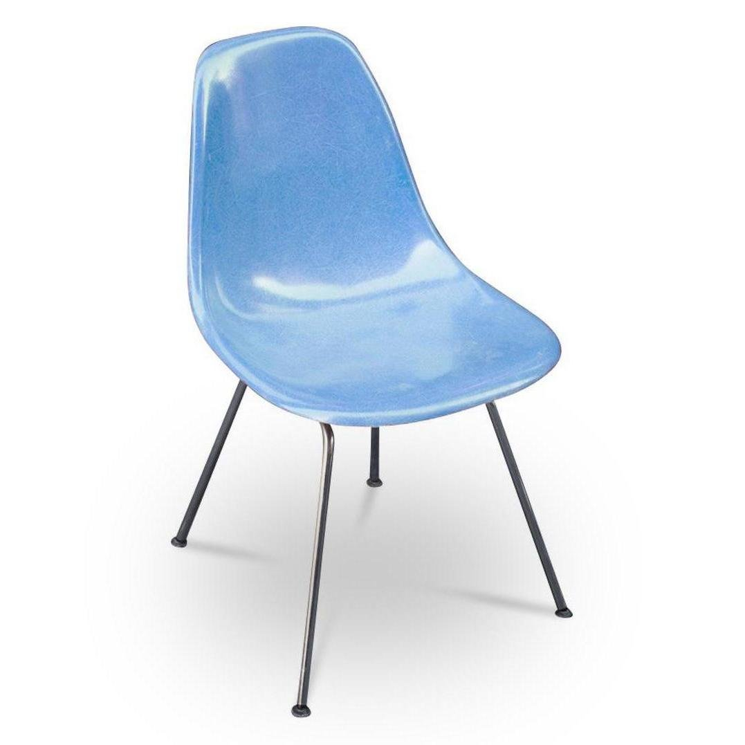 Model DSX Chair By Charles amp Ray Eames For Herman Miller