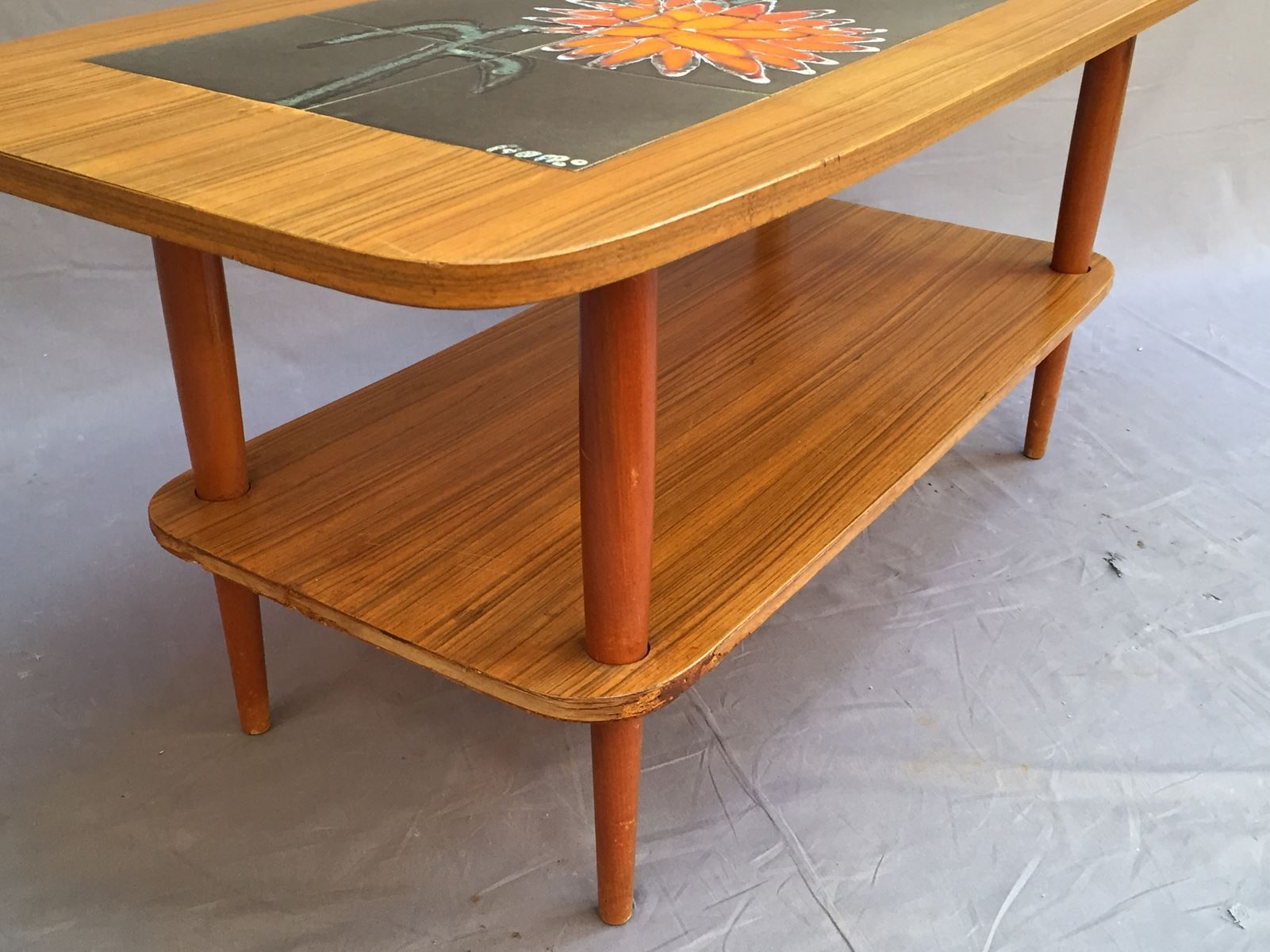 Coffee table 1970s for sale at pamono for Coffee table 70 x 40