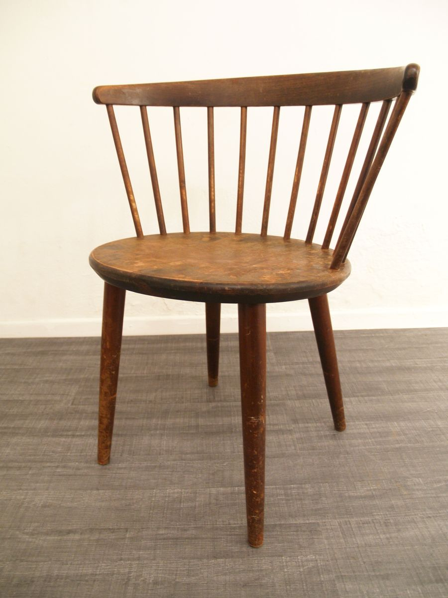Side chair by yngve ekstr m for nesto 1960s for sale at for Side chairs for sale