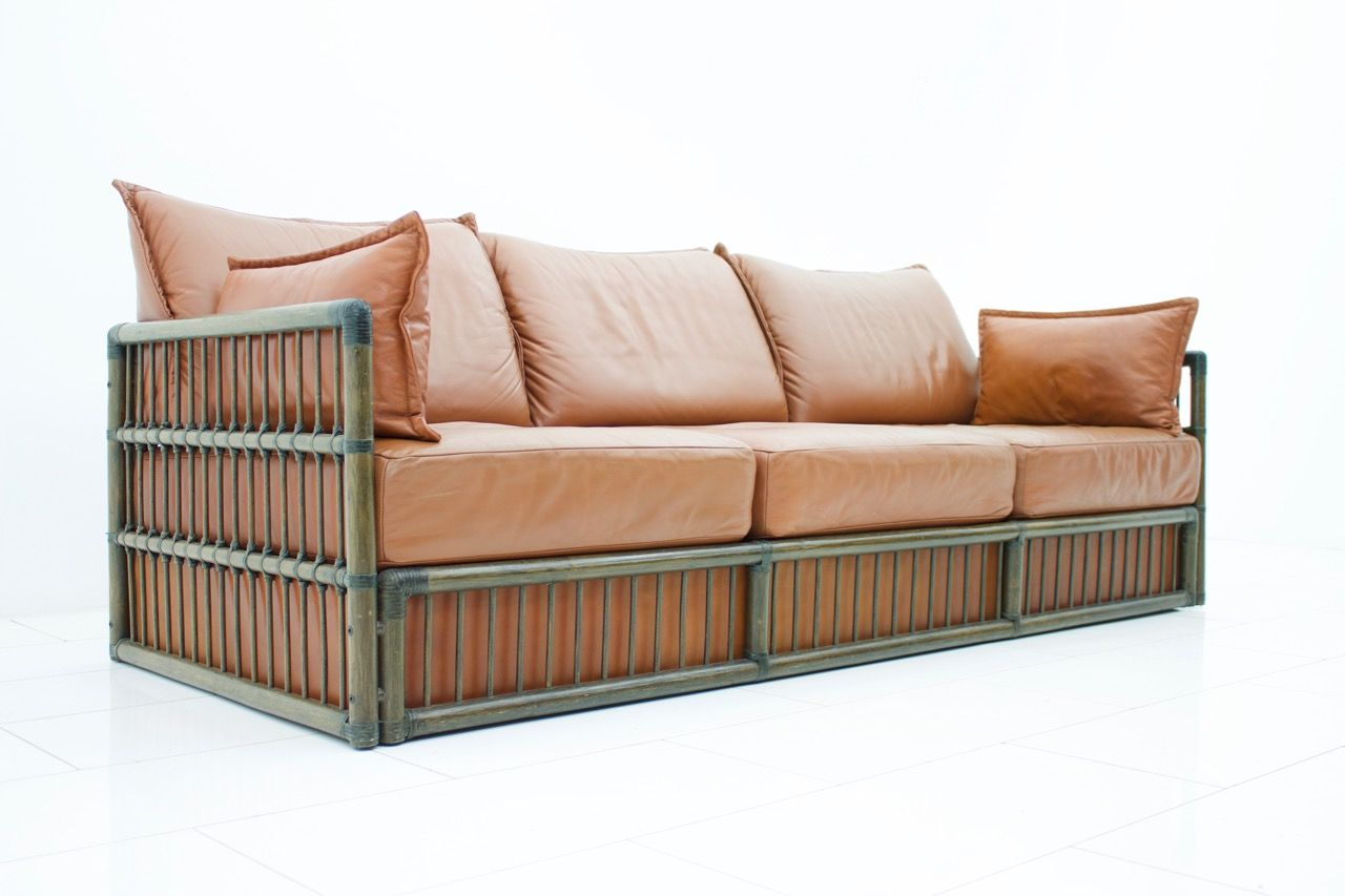German Three-Seater Sofa from Rolf Benz, 1978 for sale at Pamono