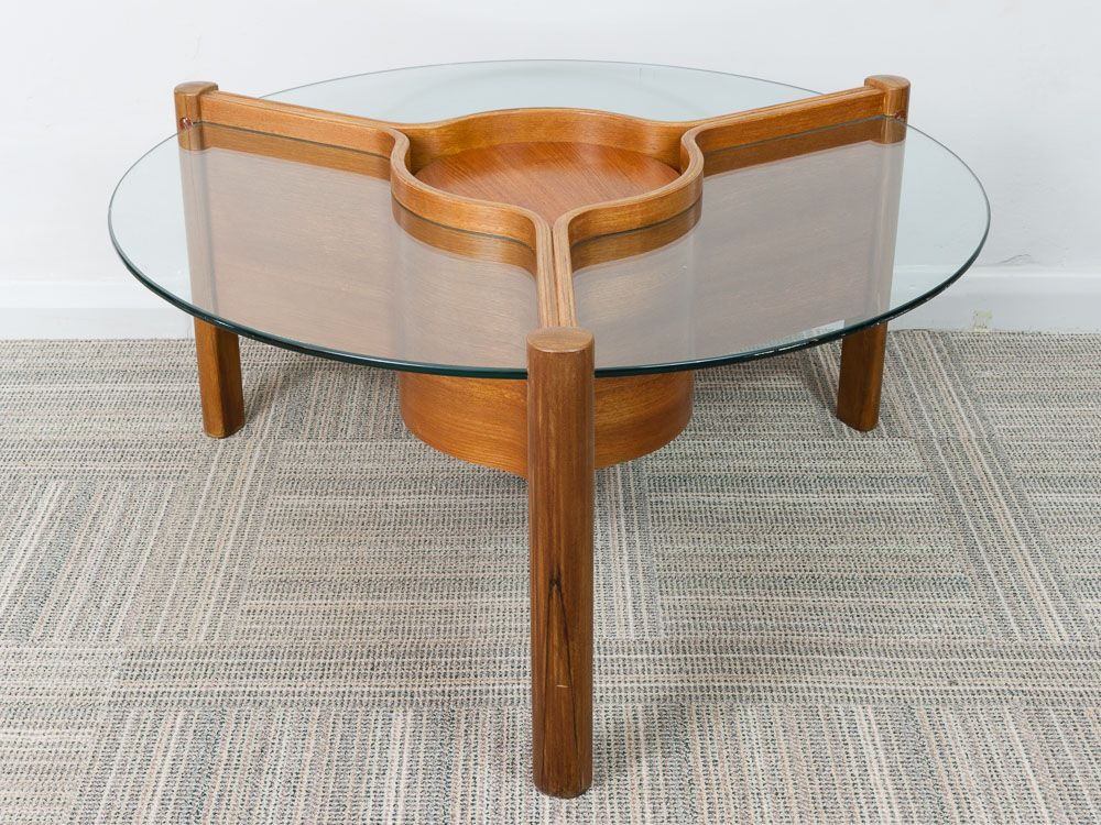 englischer couchtisch aus schichtholz glas von nathan furniture 1960er bei pamono kaufen. Black Bedroom Furniture Sets. Home Design Ideas