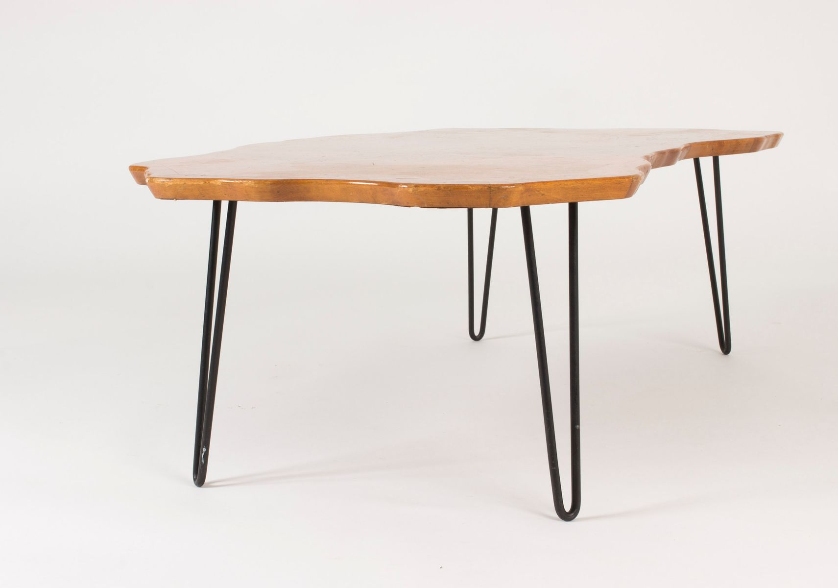Mid century alder root coffee table 1950s for sale at pamono on hold geotapseo Image collections