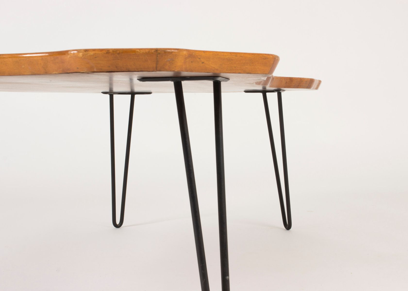 Mid Century Alder Root Coffee Table 1950s For Sale At Pamono