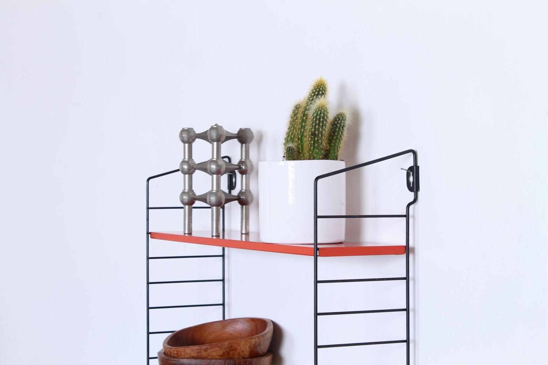 niederl ndisches vintage mini pocket series wandregal von. Black Bedroom Furniture Sets. Home Design Ideas