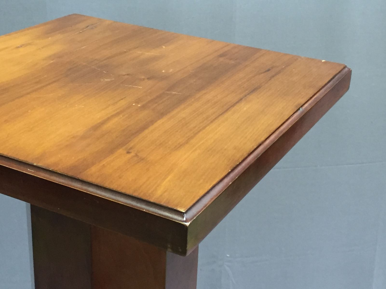 Mahogany art deco stool 1930s for sale at pamono for Meuble art deco 1930