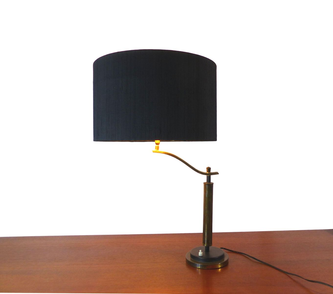 Mid century reclining table lamp 1950s for sale at pamono for Z gallerie century table lamp