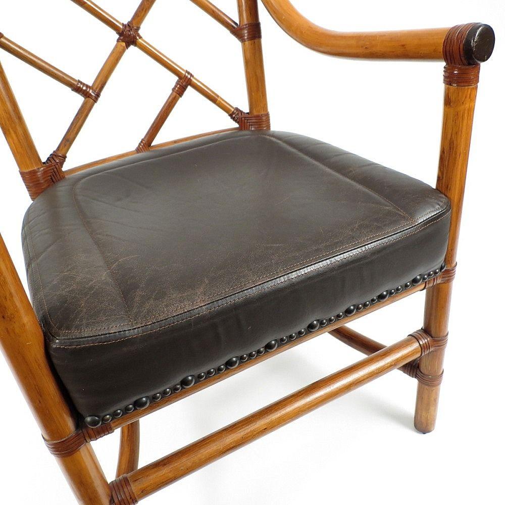 vintage leder armlehnst hle 1980er 2er set bei pamono kaufen. Black Bedroom Furniture Sets. Home Design Ideas