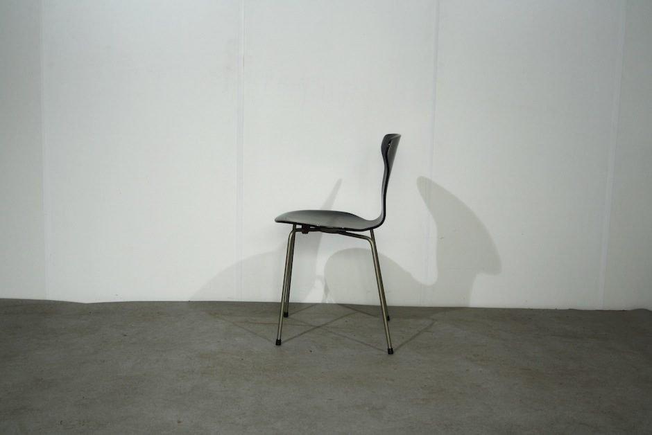 mosquito stuhl von arne jacobsen f r fritz hansen 1960er. Black Bedroom Furniture Sets. Home Design Ideas