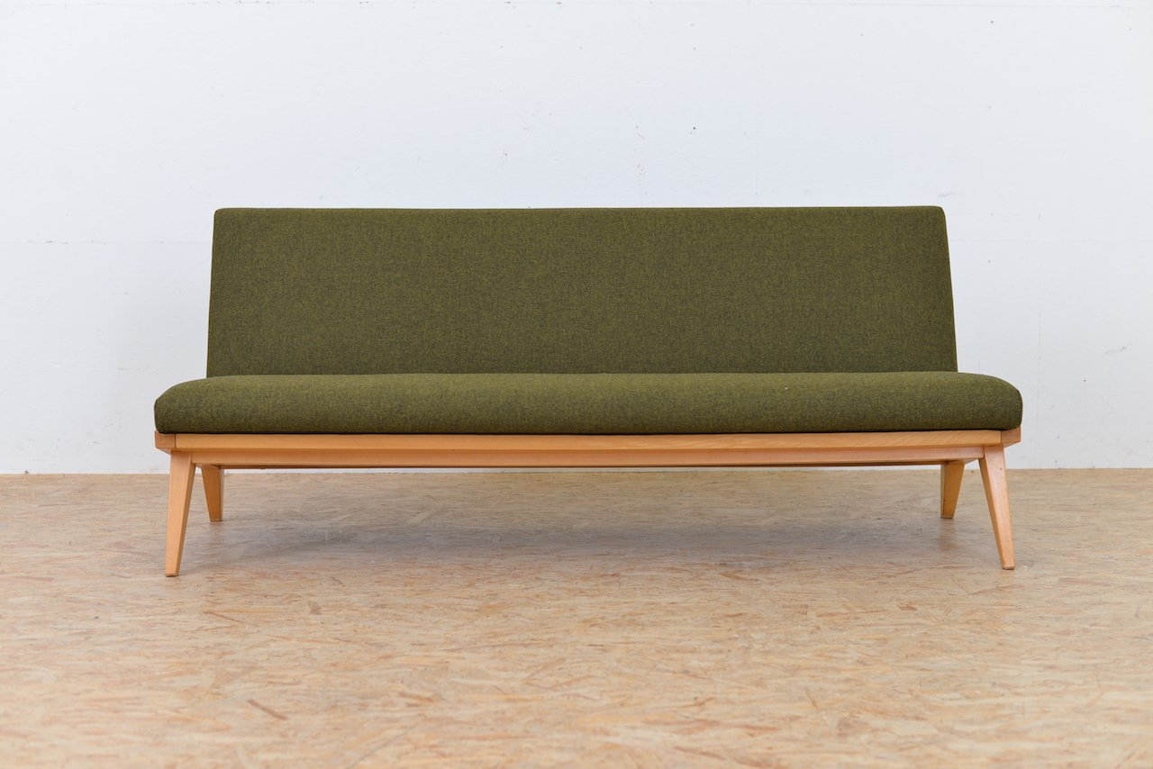 vintage sofa by jens risom for knoll international bei pamono kaufen. Black Bedroom Furniture Sets. Home Design Ideas
