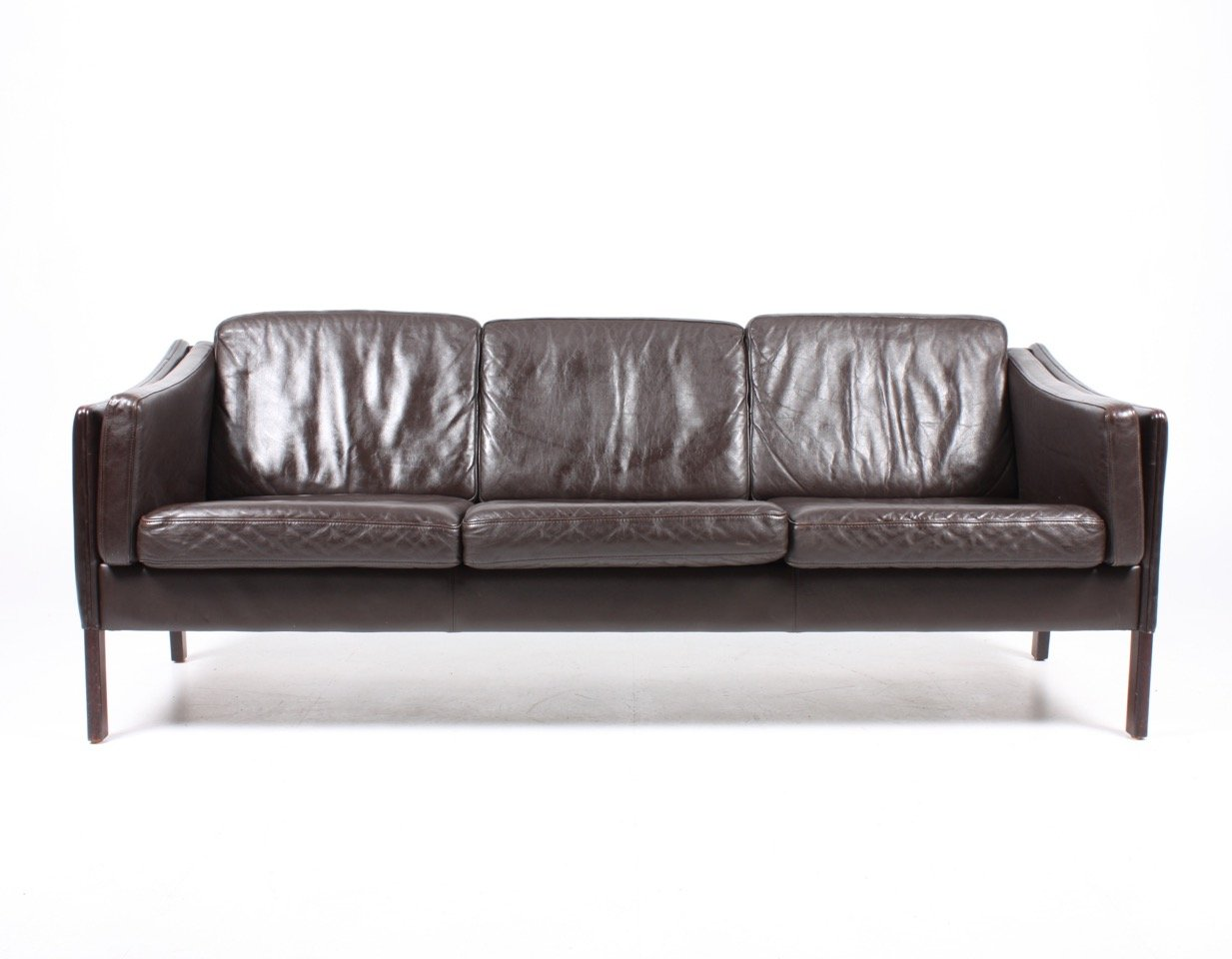sofa by mogens hansen 1980s bei pamono kaufen. Black Bedroom Furniture Sets. Home Design Ideas