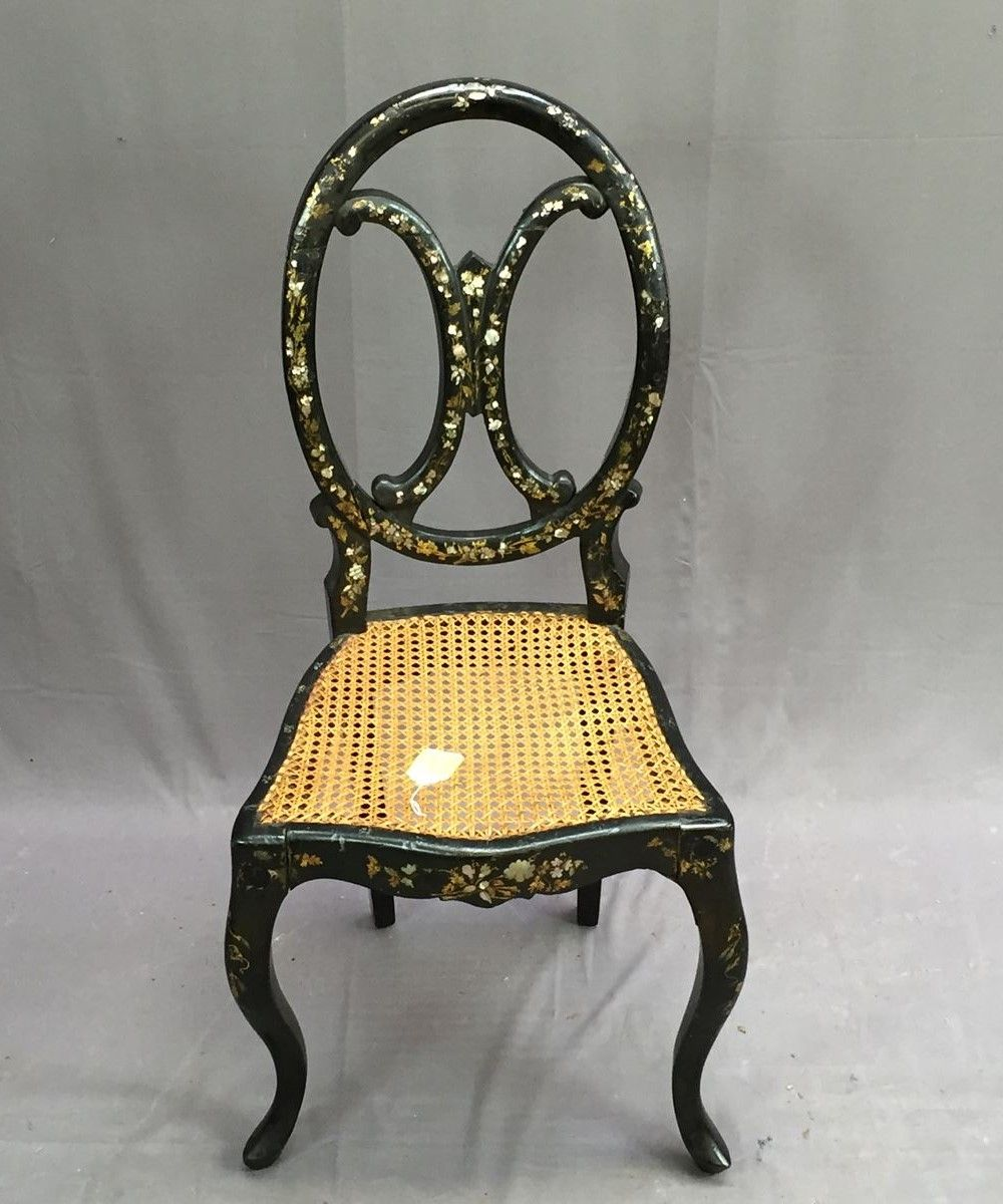 Antique Side Chair - Antique Side Chair For Sale At Pamono
