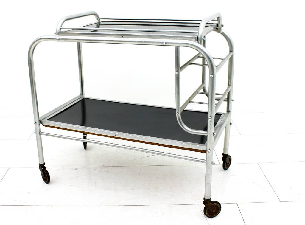 French Art Deco Bar Cart 1930s For Sale At Pamono