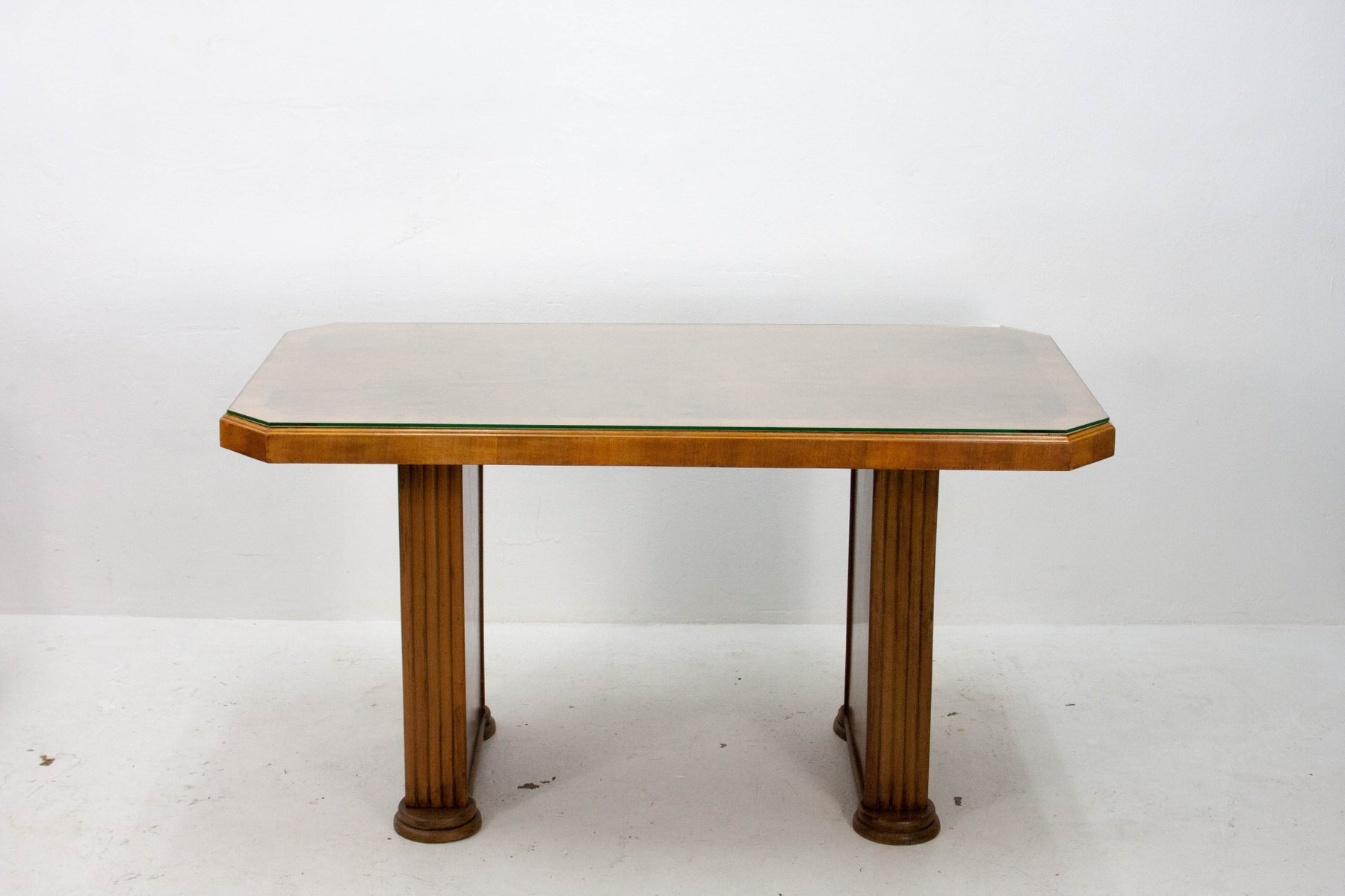 Antique art deco writing table 1915 for sale at pamono for Art deco writing