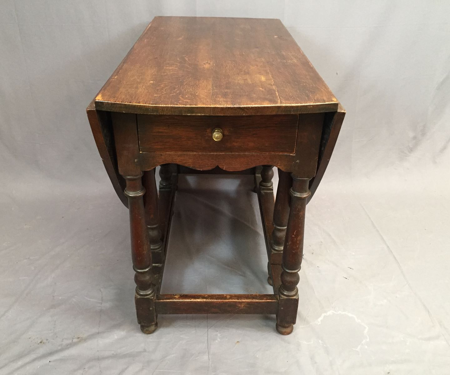 Antique Folding Table 3. previous - Antique Folding Table For Sale At Pamono