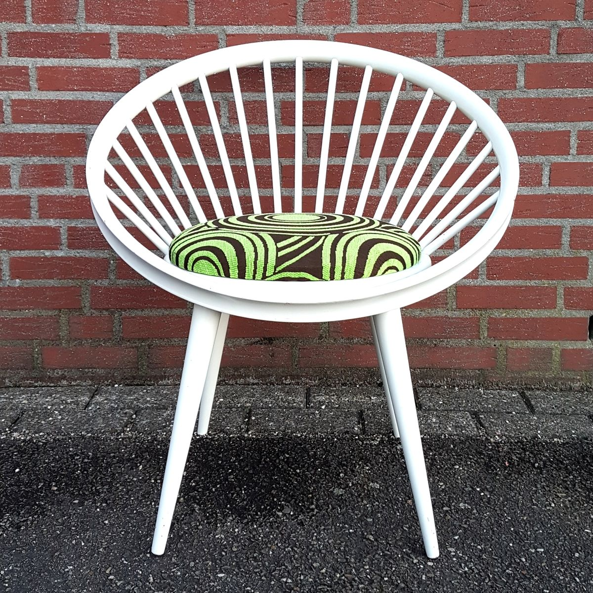 Circle Chair by Yngve Ekström for Swedese, 1958 for sale at Pamono