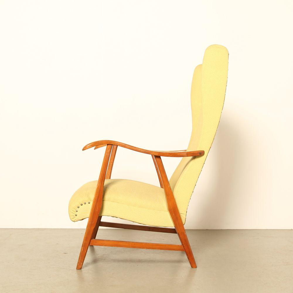sessel von de ster gelderland 1960er 2er set bei pamono. Black Bedroom Furniture Sets. Home Design Ideas