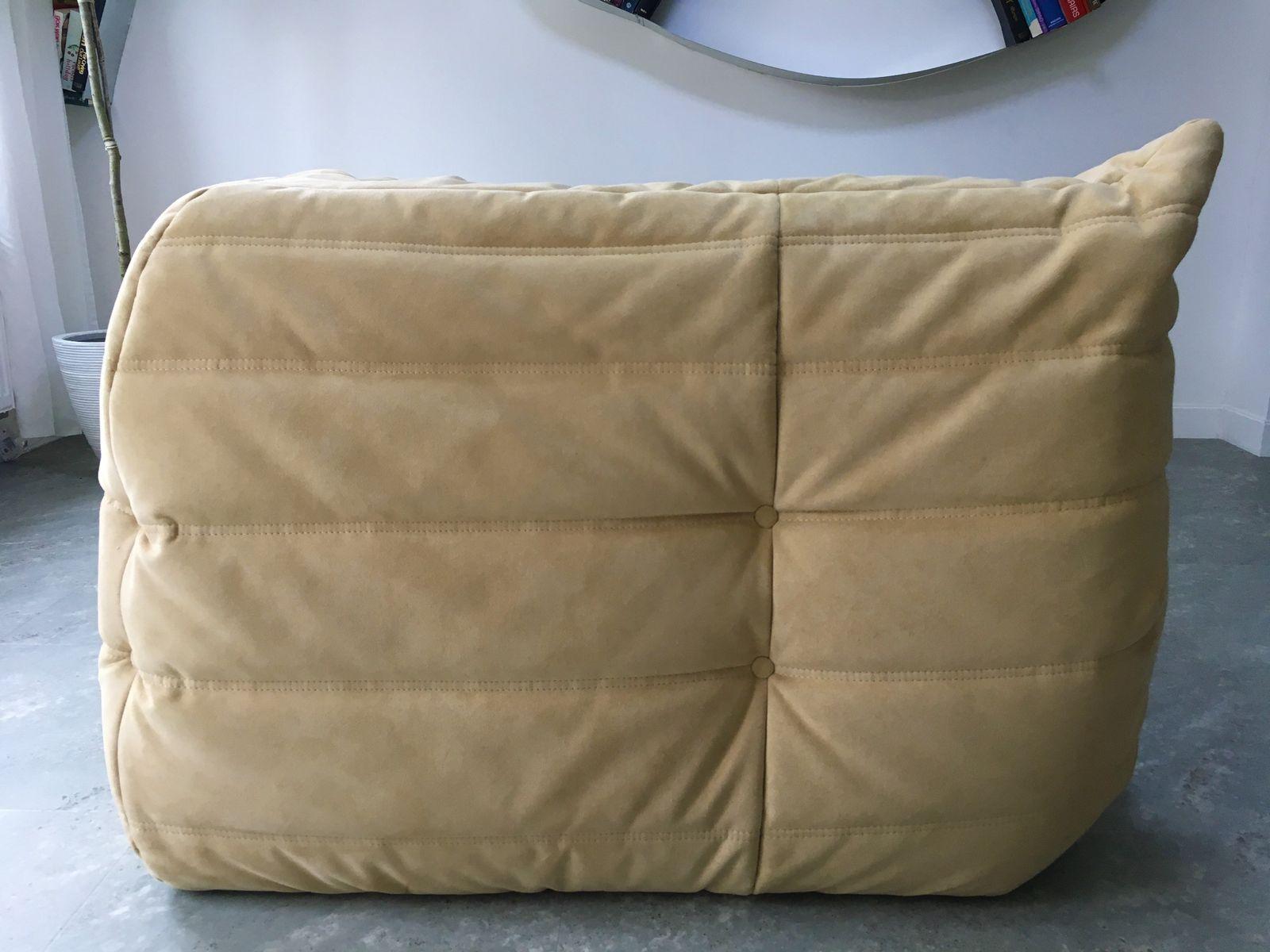 togo sofa by michel ducaroy for ligne roset 1960s for sale at pamono. Black Bedroom Furniture Sets. Home Design Ideas