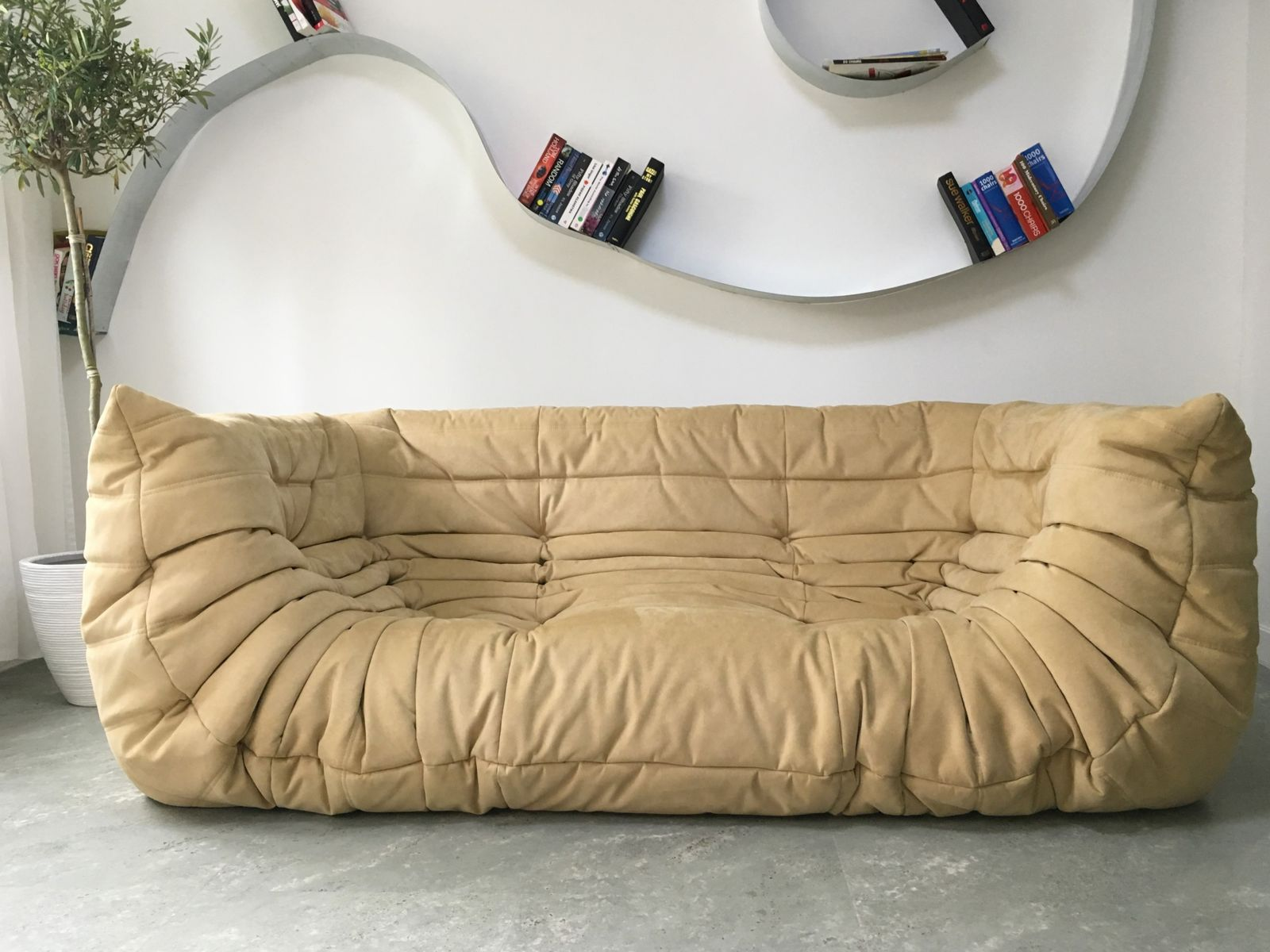 Togo sofa by michel ducaroy for ligne roset 1960s for sale at pamono - Togo ligne roset ...