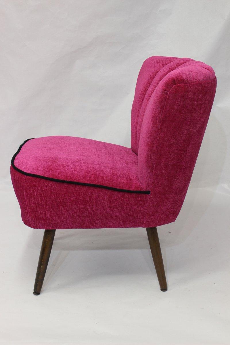 cocktail sessel 1950er bei pamono kaufen. Black Bedroom Furniture Sets. Home Design Ideas