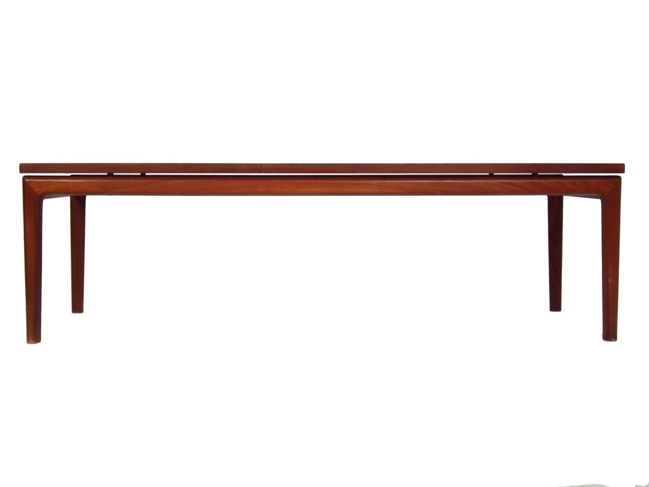 Mid-Century Coffee Table by Ole Wanscher for France & Sn / France &  Daverkosen