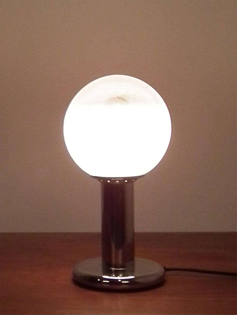 Mid century table lamp from targetti sankey for sale at pamono for Z gallerie century table lamp