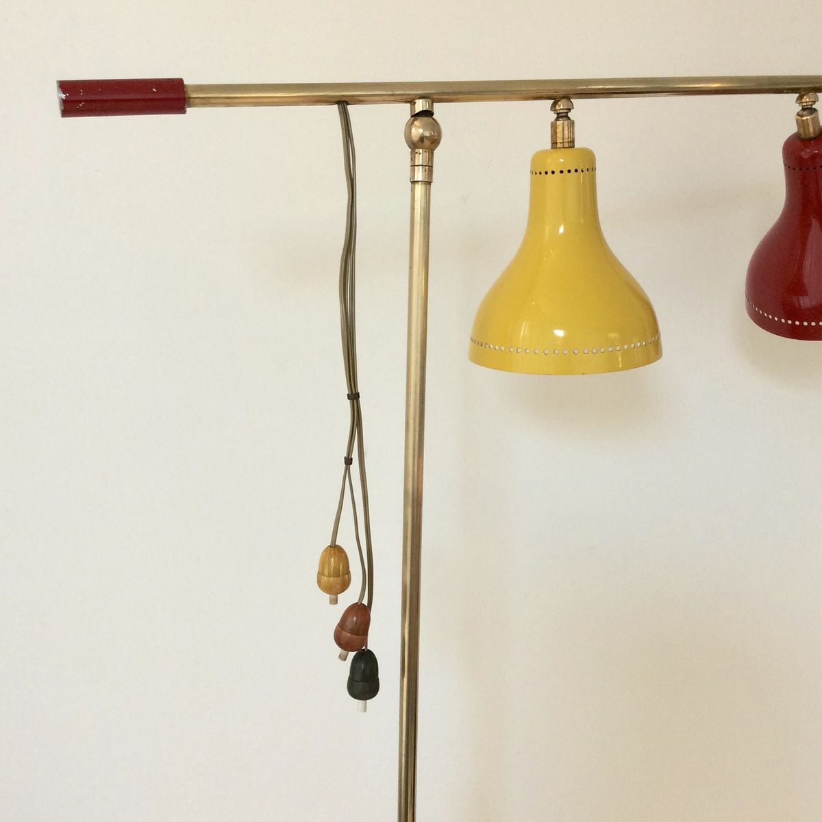 Adjustable floor lamp 1950s for sale at pamono for 8 floor lamp