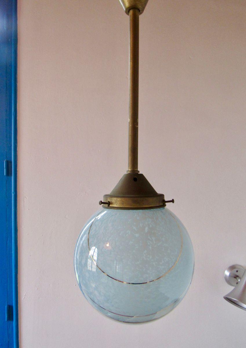 Vintage art deco style pendant for sale at pamono - Deco vintage chic ...