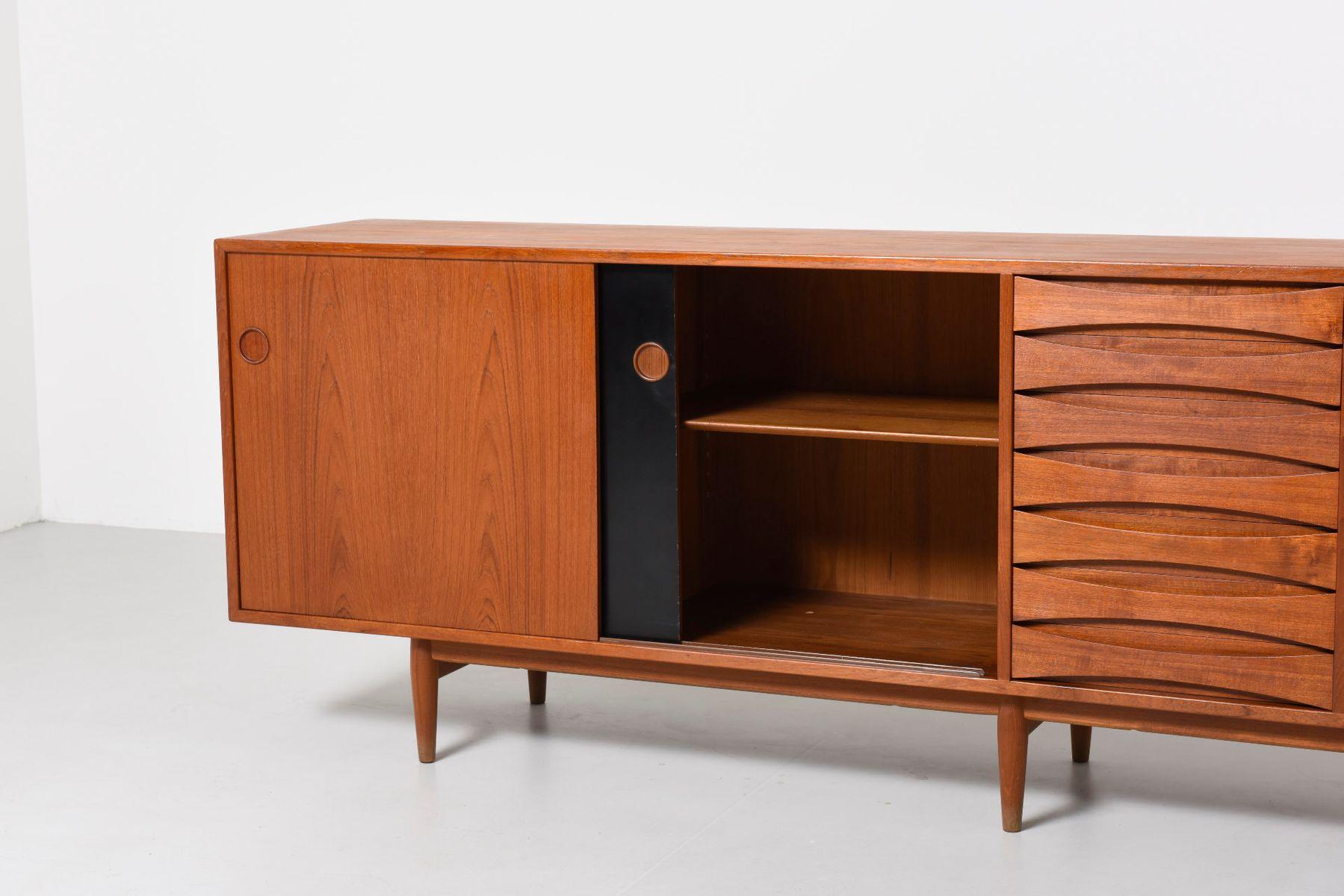 vintage model 29a sideboard by arne vodder for sibast for sale at pamono. Black Bedroom Furniture Sets. Home Design Ideas